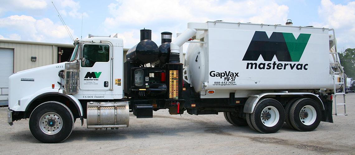 Gap Vax HV-57 Hydro Excavator